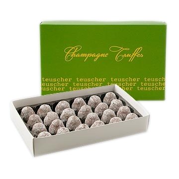 Champagne Truffles (36 pieces)
