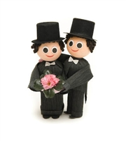 A Wedding Favor: Groom & Groom
