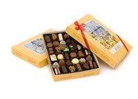 Assorted Truffle and Pralines Box (18 OZ.)